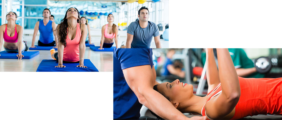 YMCA ETM & Personal Training Package